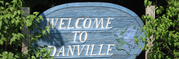 Danville Home Sales in January 2009 vs January 2008